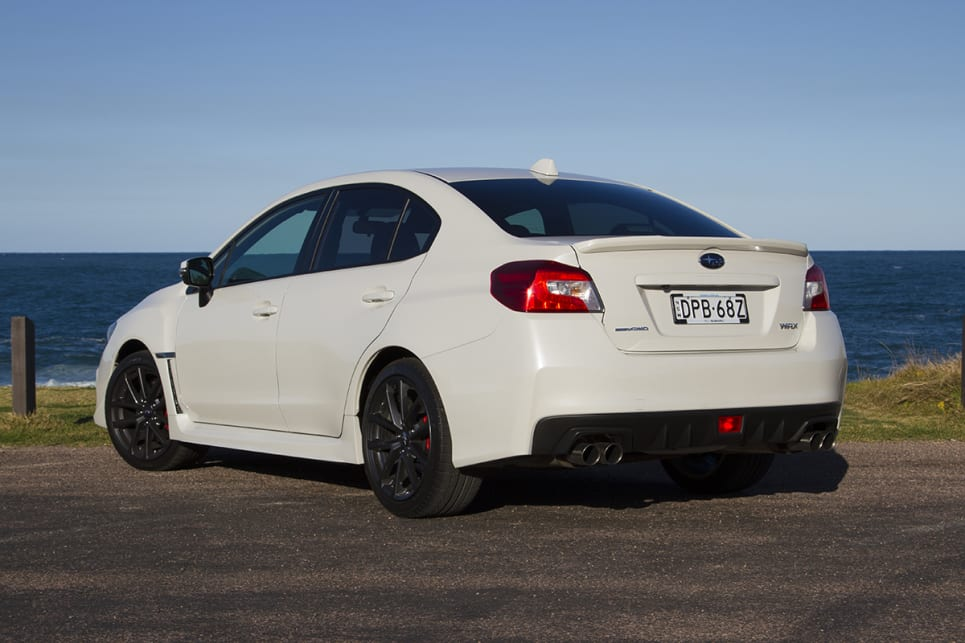 Subaru Wrx 2018 Review Carsguide