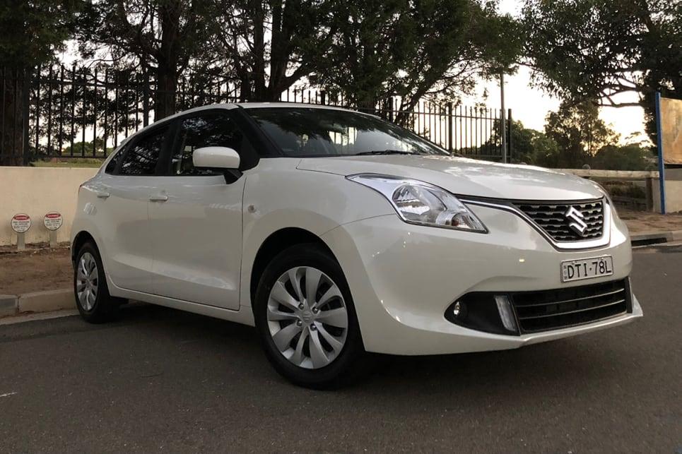 Suzuki Baleno 2018 review   CarsGuide