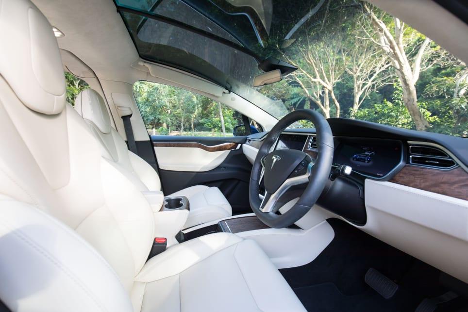 Tesla model-x 2018