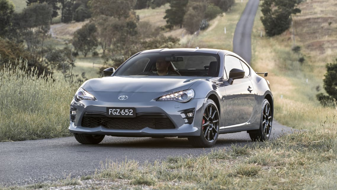 Toyota 86 2018 Pricing And Spec Confirmed Car News