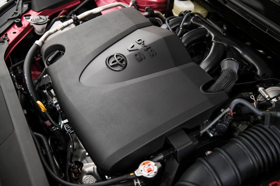Toyota Camry 2018 review   CarsGuide
