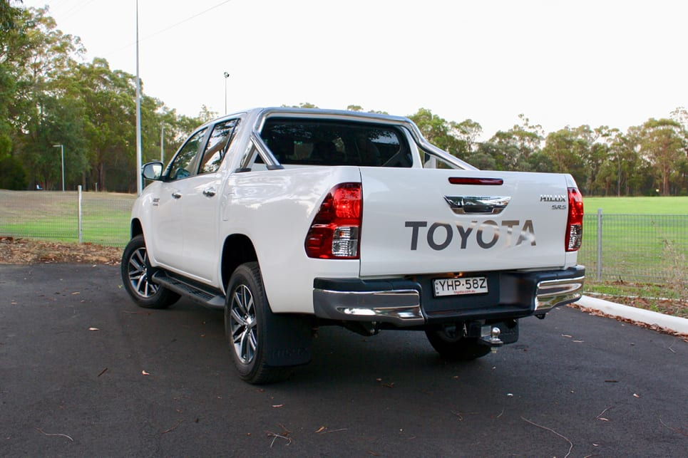 2017 Toyota Hilux Workmate Review Future Cars Release Date