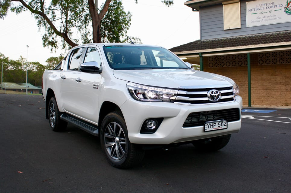 Toyota Hilux Workmate 2018 Review Snapshot Carsguide