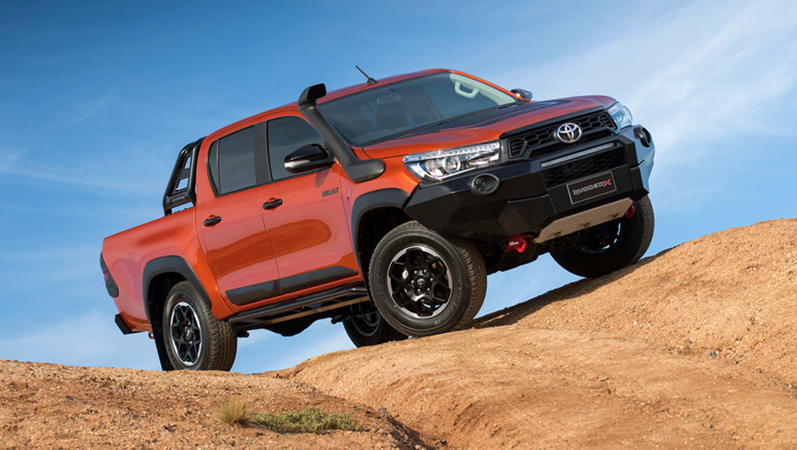 Awesome Aussie Hilux Rugged and Rogue versions | Tacoma World