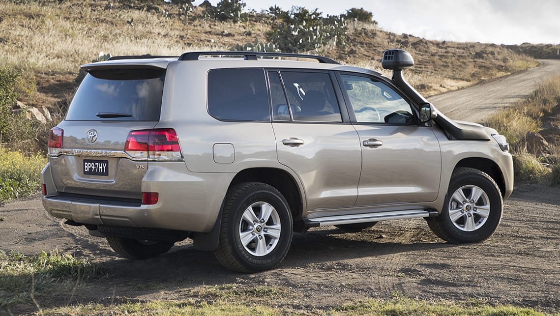toyota landcruiser 200 series 2019 pricing and spec confirmed car news carsguide. Black Bedroom Furniture Sets. Home Design Ideas