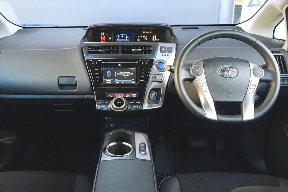 Toyota Prius V 2018 Review Carsguide
