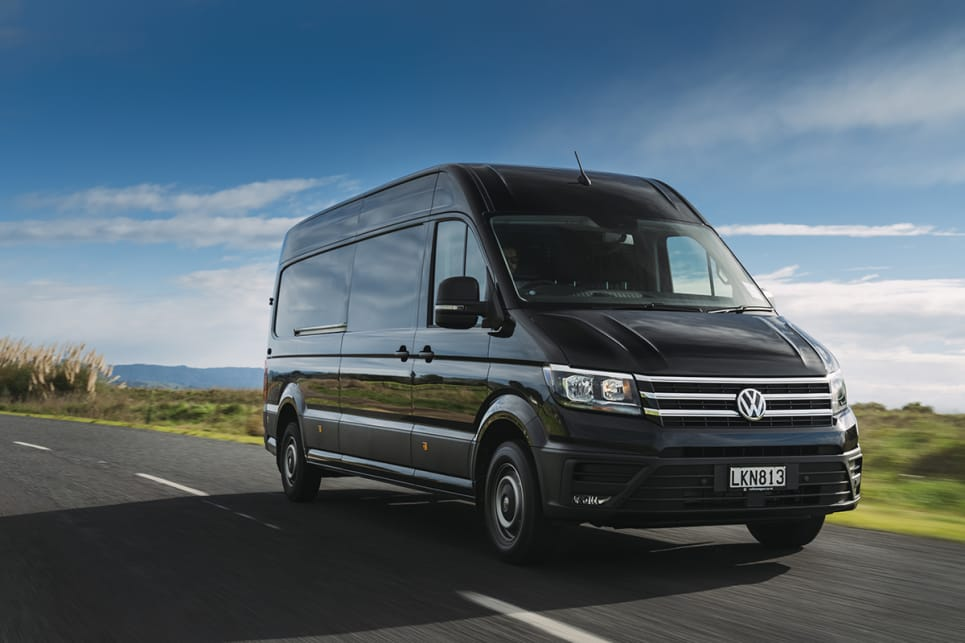 volkswagen crafter 2018 review carsguide. Black Bedroom Furniture Sets. Home Design Ideas