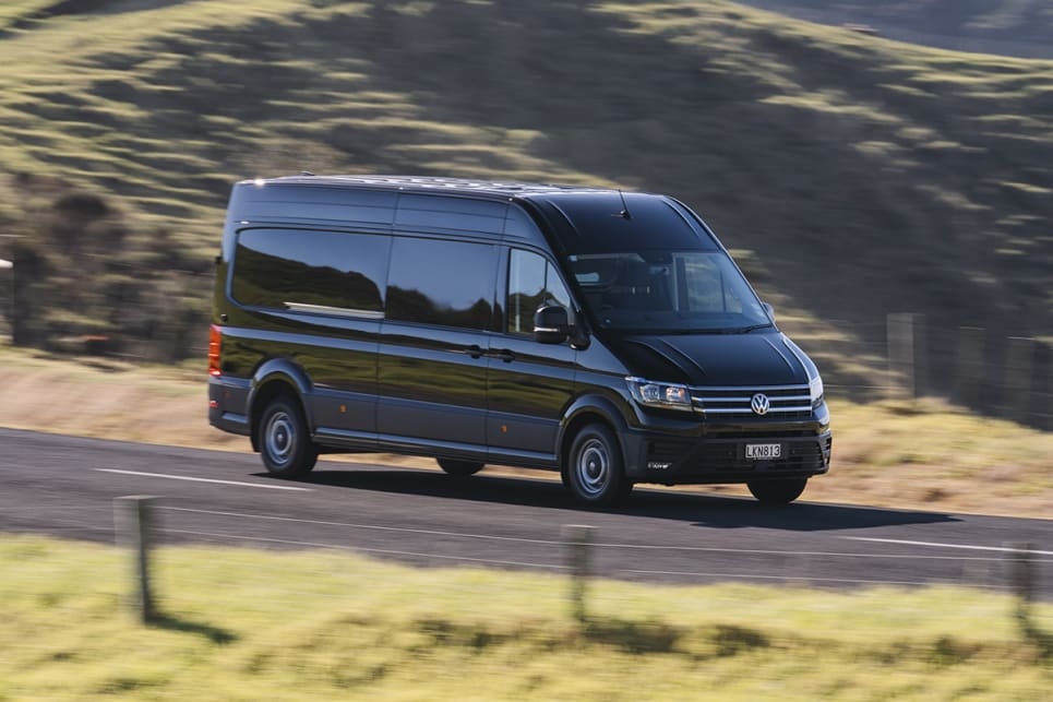 Volkswagen Crafter 2018 review | CarsGuide