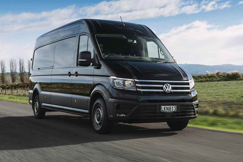The third generation Crafter launched in 2017, and is now entirely produced by Volkswagen.