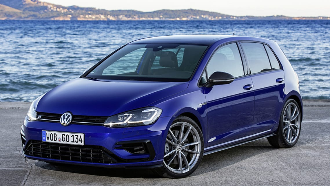 2018 Vw Golf R >> Volkswagen Golf R 2018 Special Edition Unveiled Car News Carsguide
