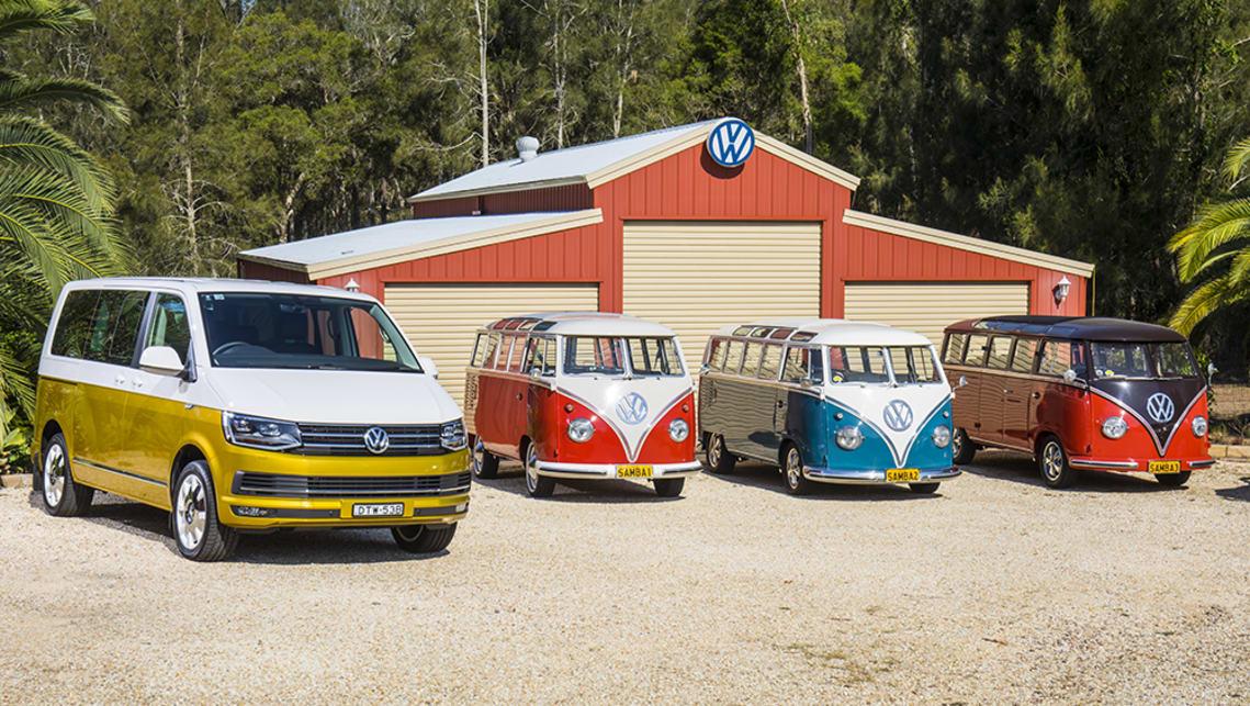 Volkswagen Kombi Camper confirmed for Australia - Car News ...