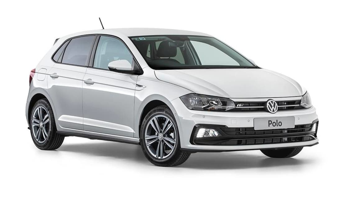 volkswagen polo r line 2018 added car news carsguide. Black Bedroom Furniture Sets. Home Design Ideas