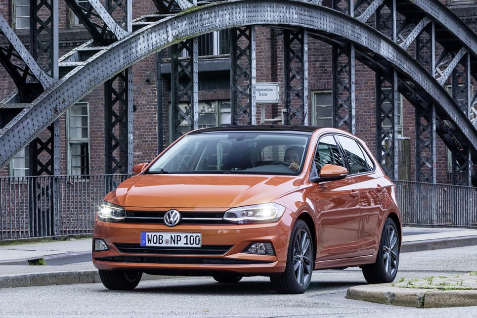The Polo enters its sixth generation.