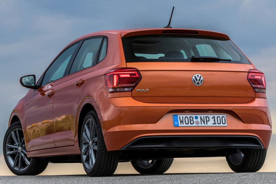 volkswagen polo 2018 pricing and spec confirmed car news carsguide. Black Bedroom Furniture Sets. Home Design Ideas