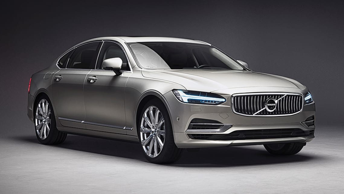 volvo s90 ambience concept revealed at beijing car news carsguide. Black Bedroom Furniture Sets. Home Design Ideas