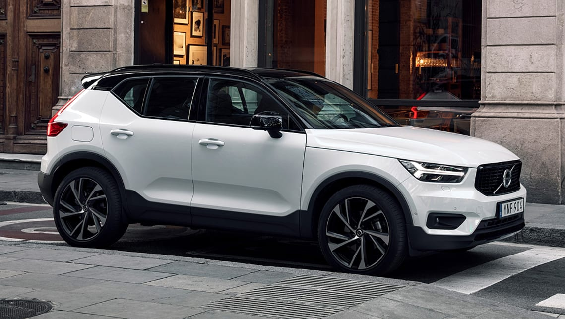 Mazda Cx 5 Elite >> Volvo XC40 2018 pricing and specs revealed - Car News | CarsGuide