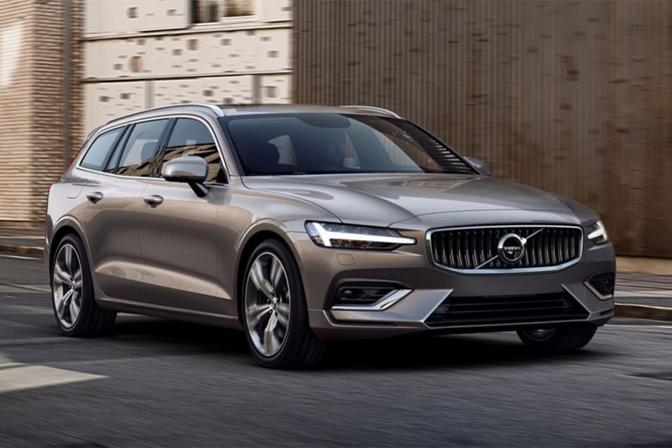 Volvo adds the V60 wagon to its vehicle subscription service