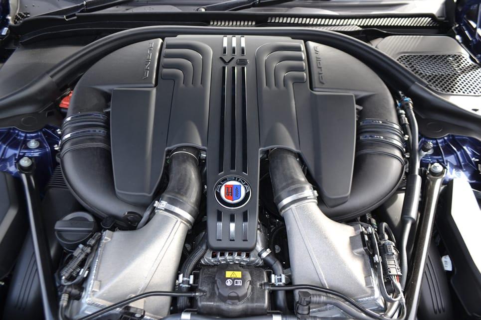 Alpina B Review CarsGuide - Bmw alpina b5 price