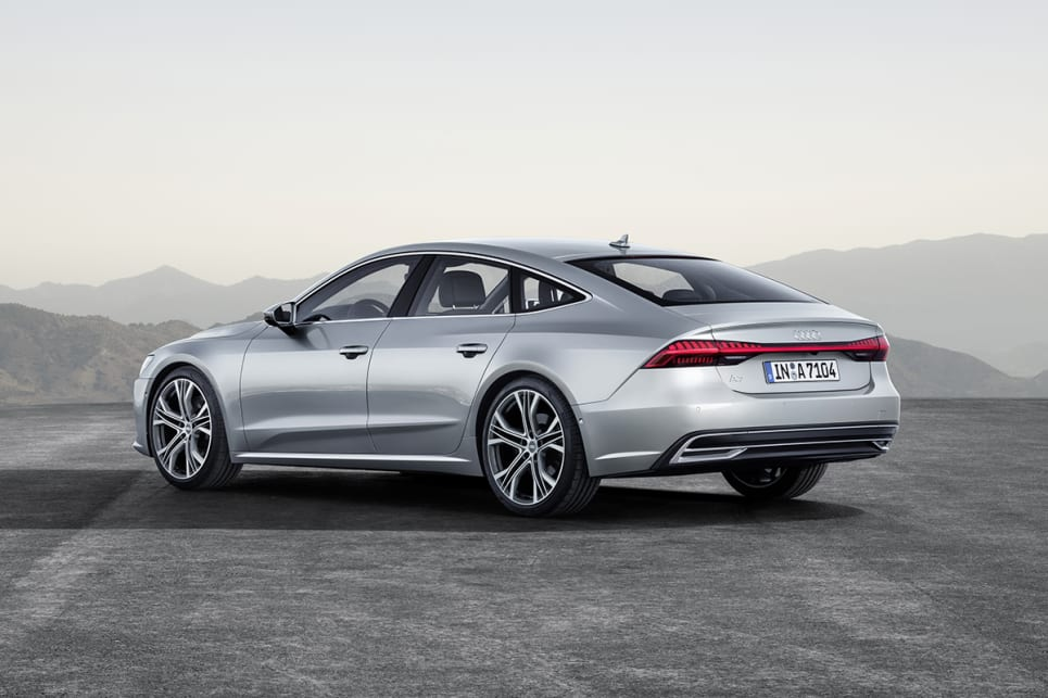Audi A7 2018 Revealed Car News Carsguide