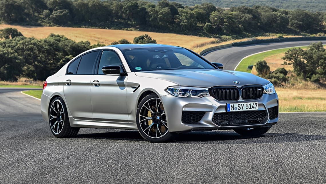 bmw m5 competition 2018 review carsguide. Black Bedroom Furniture Sets. Home Design Ideas