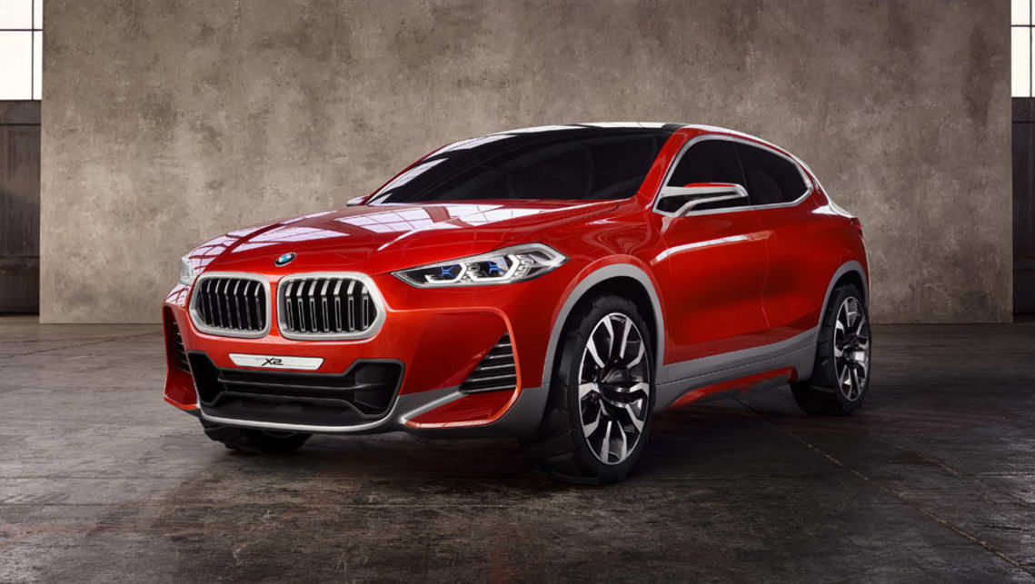 Bmw To Expand Suv Range With X2 X7 Car News Carsguide