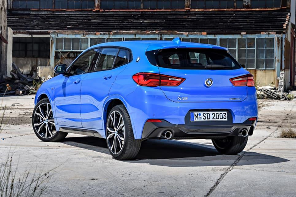 BMW X2 2018 revealed - Car News | CarsGuide
