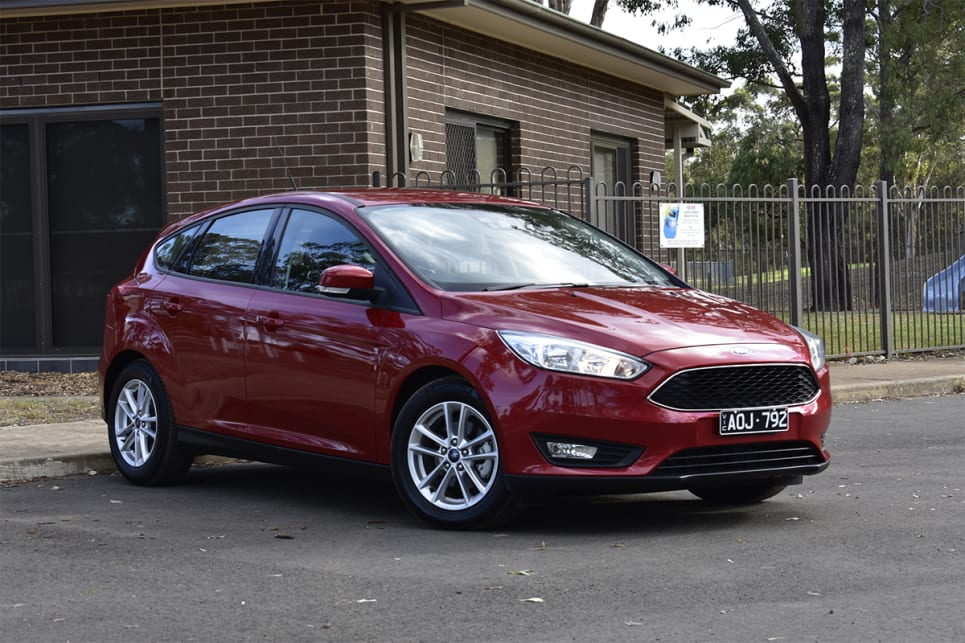 Ford Focus 2018 review: Trend