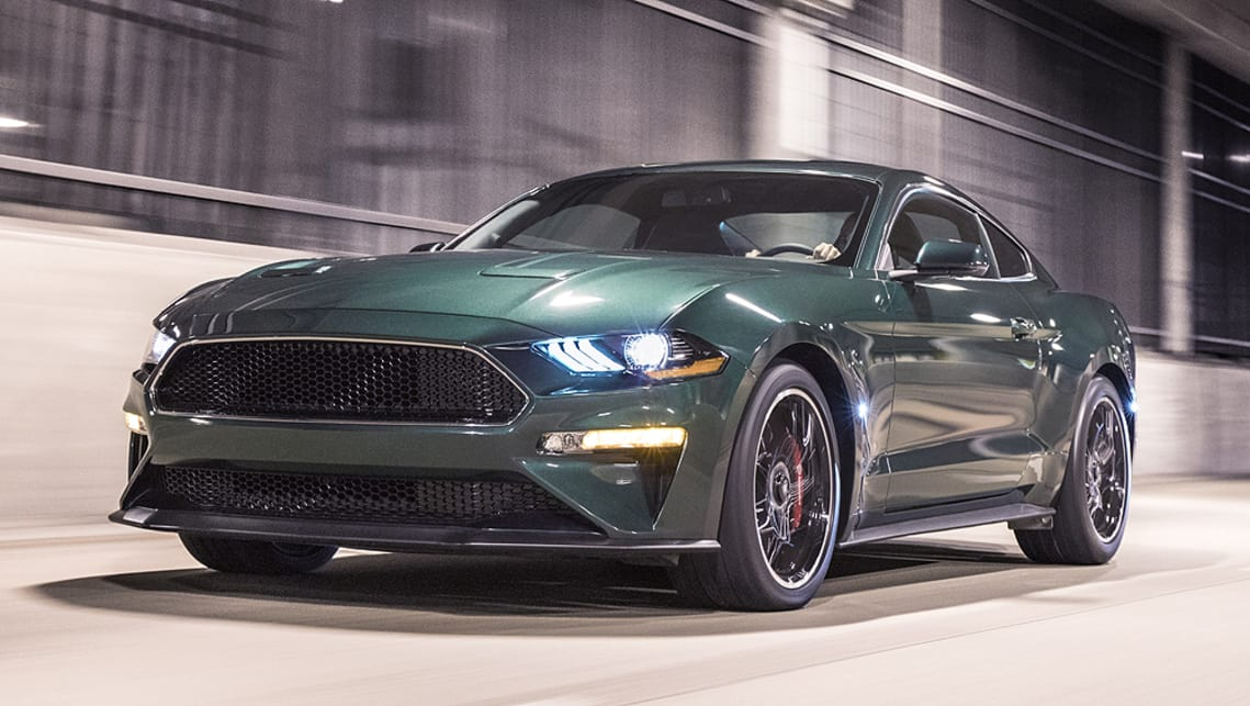 Ford Mustang Bullitt  Pricing And Spec Confirmed