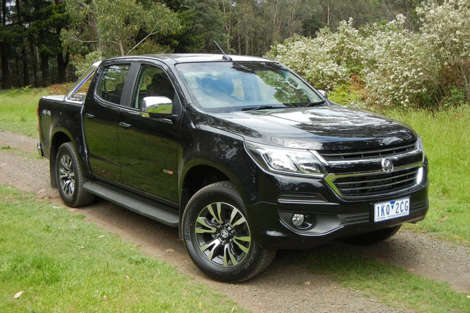 Holden Colorado LTZ 2018 Review