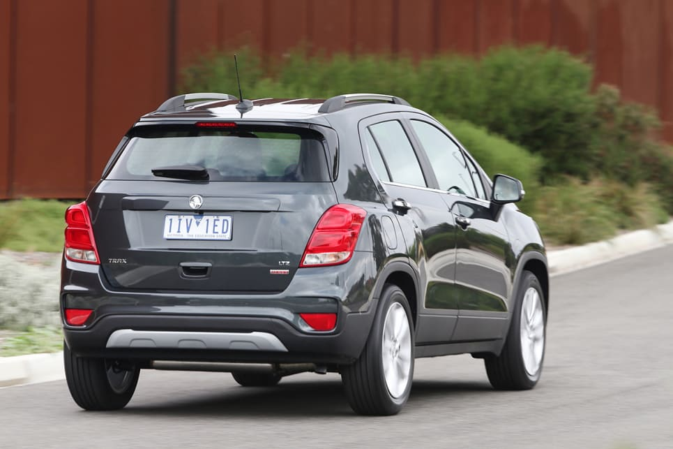 Holden Trax 2018 review | CarsGuide