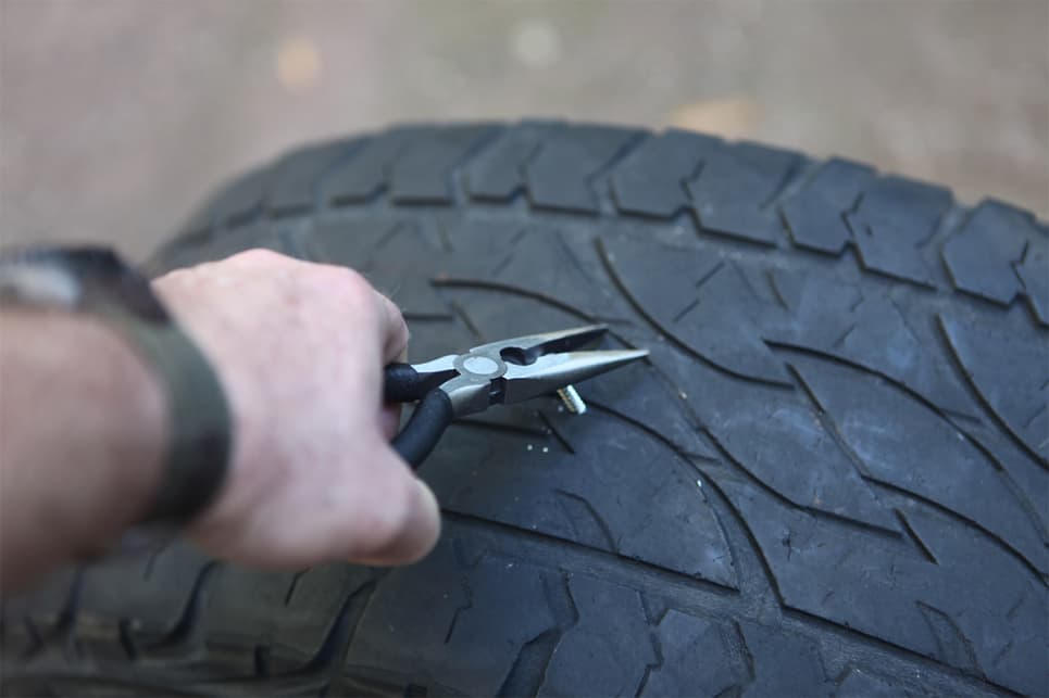 How to use a tyre-puncture repair kit | CarsGuide