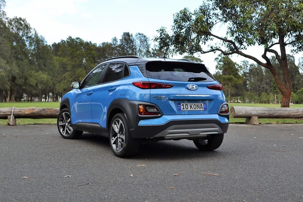 Hyundai Kona Highlander Awd 2018 Review Carsguide