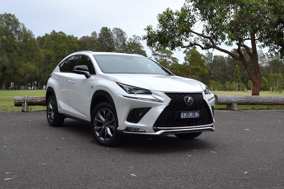 Lexus NX300h F Sport 2018 review | CarsGuide