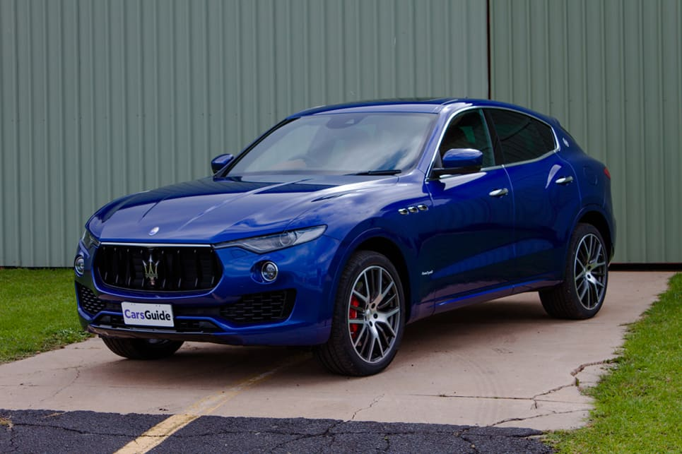 Maserati Levante S 2018 review | CarsGuide