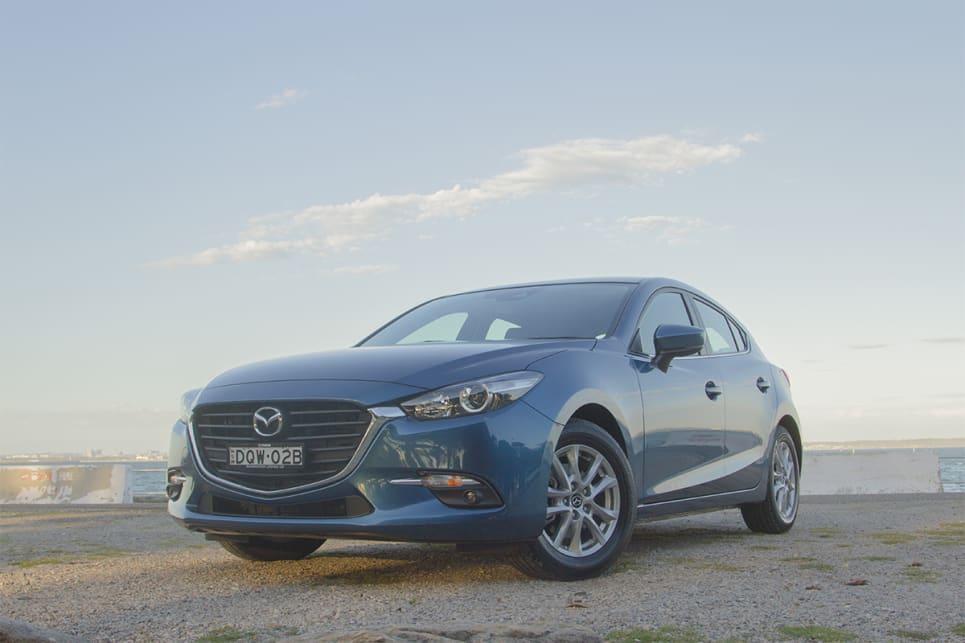 Mazda 3 2018 Review