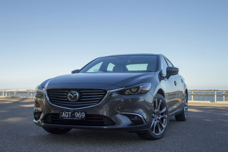 Mazda 6 2017 Review Carsguide