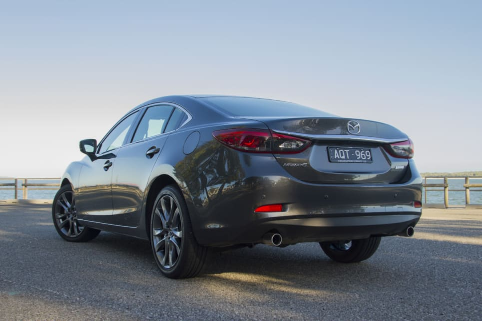 Mazda 6 Gt 2017 Review Snapshot Carsguide
