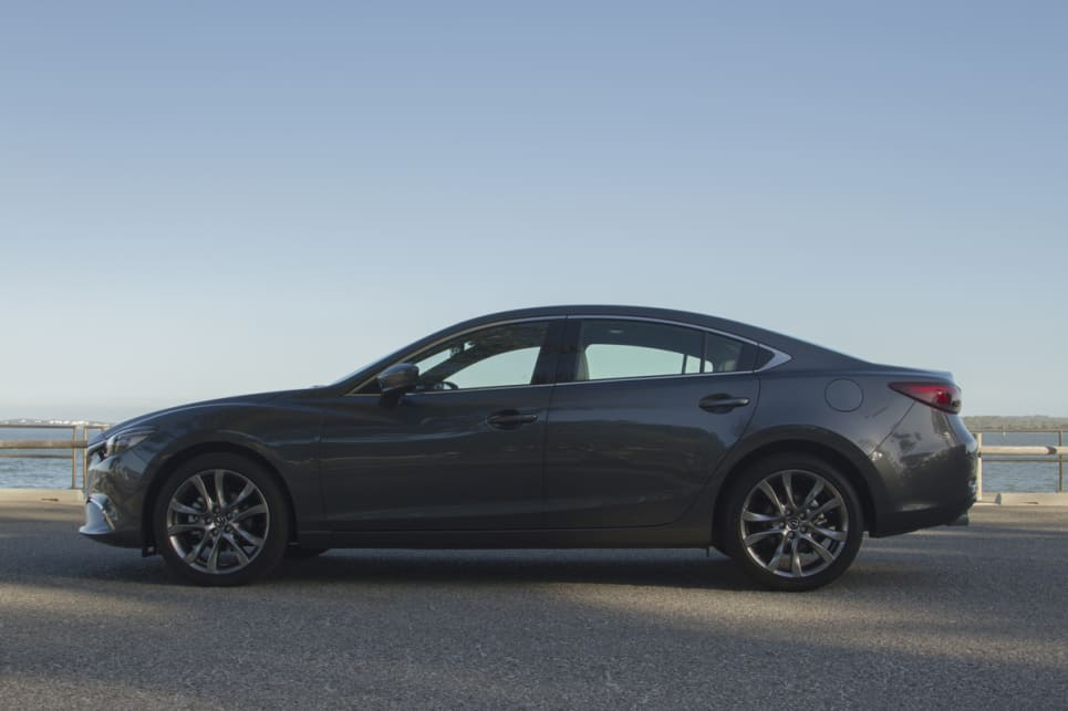 Mazda 6 Atenza 2017 Review Snapshot Carsguide