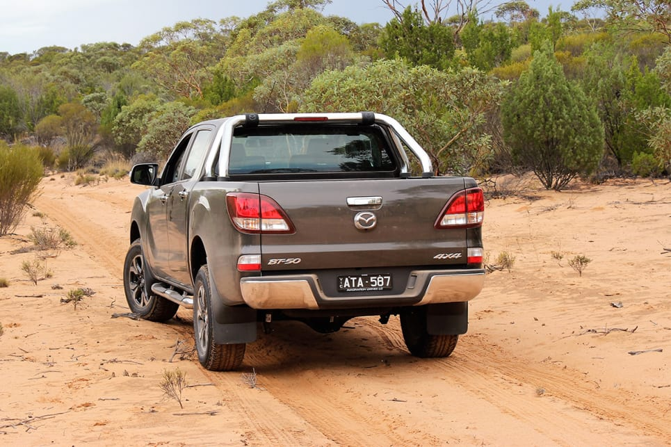 To introduce us to the charms of this latest BT-50, Mazda Australia took us to the Gawler Ranges in South Australia.