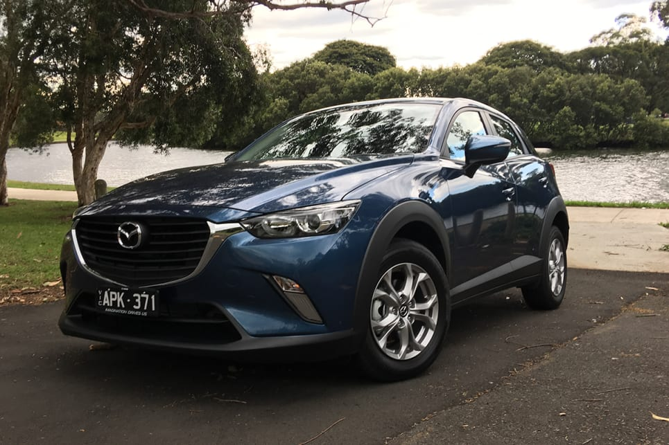 mazda cx 3 2018 review maxx fwd carsguide. Black Bedroom Furniture Sets. Home Design Ideas