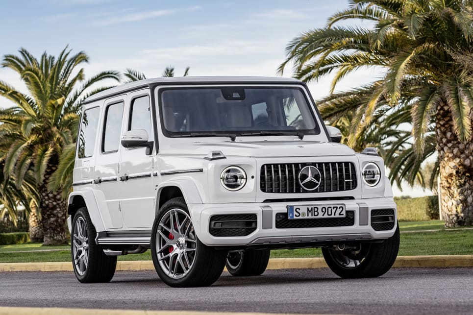 Mercedes G63 2018 >> Mercedes Amg G63 2018 Revealed Car News Carsguide