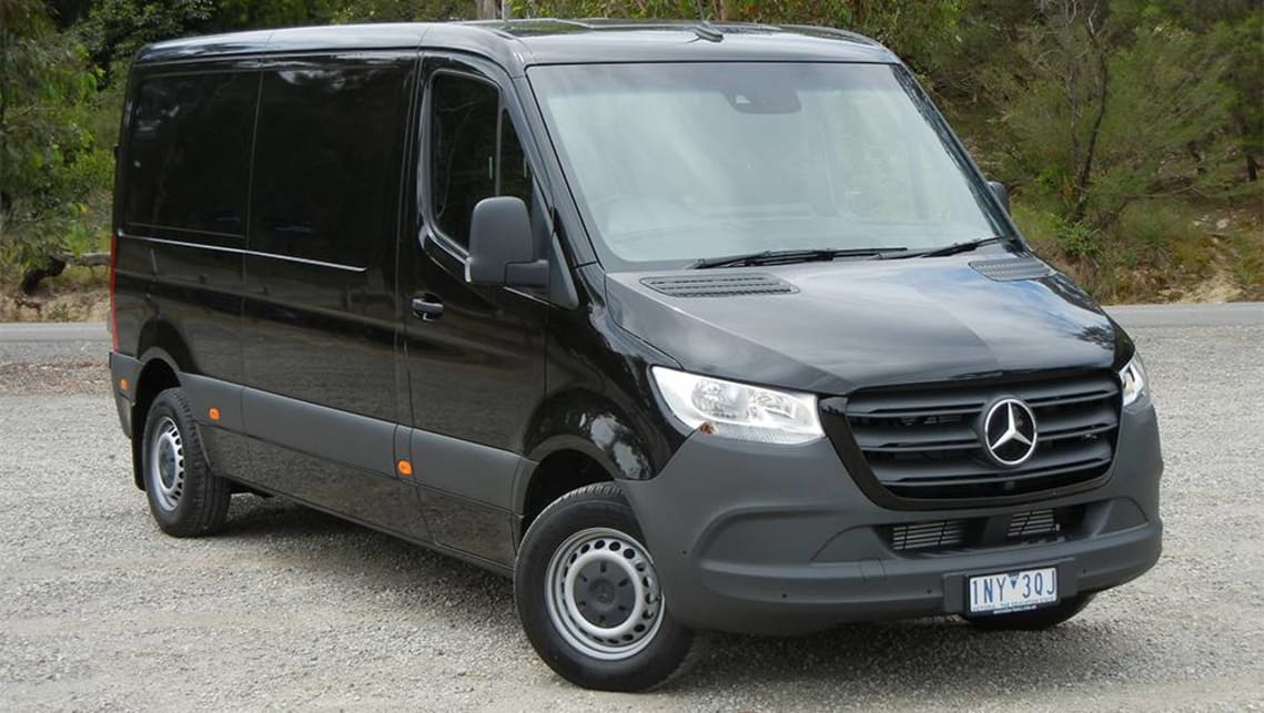 218f3c9b20 Mercedes-Benz Sprinter 2019 review