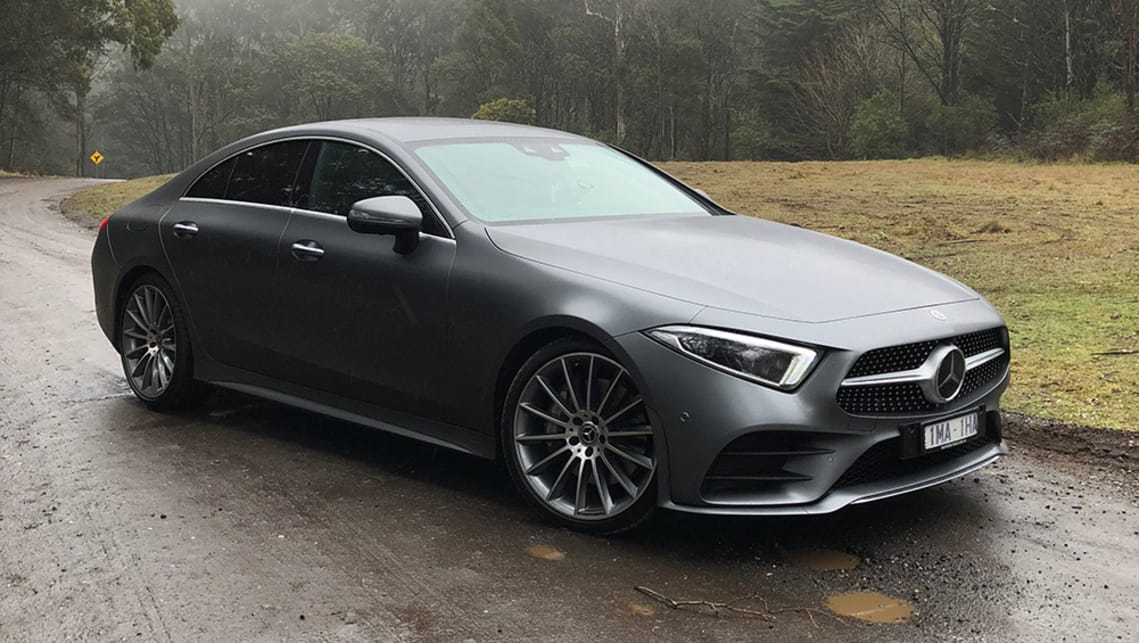 Mercedes Cls 2018 Review Carsguide
