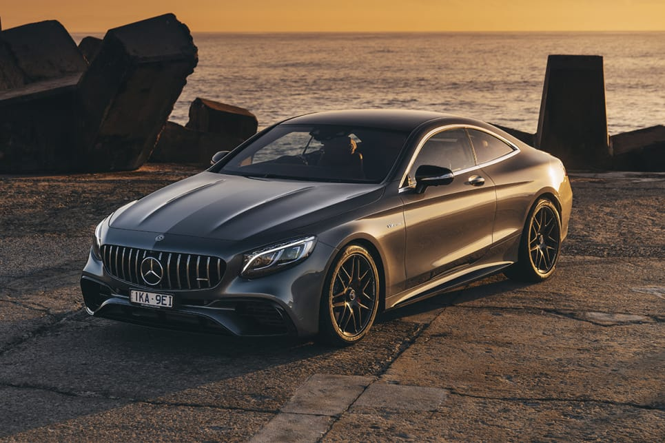 The S Class Coupe Looks Long. Itu0027s Obvious To See Why The Cars All