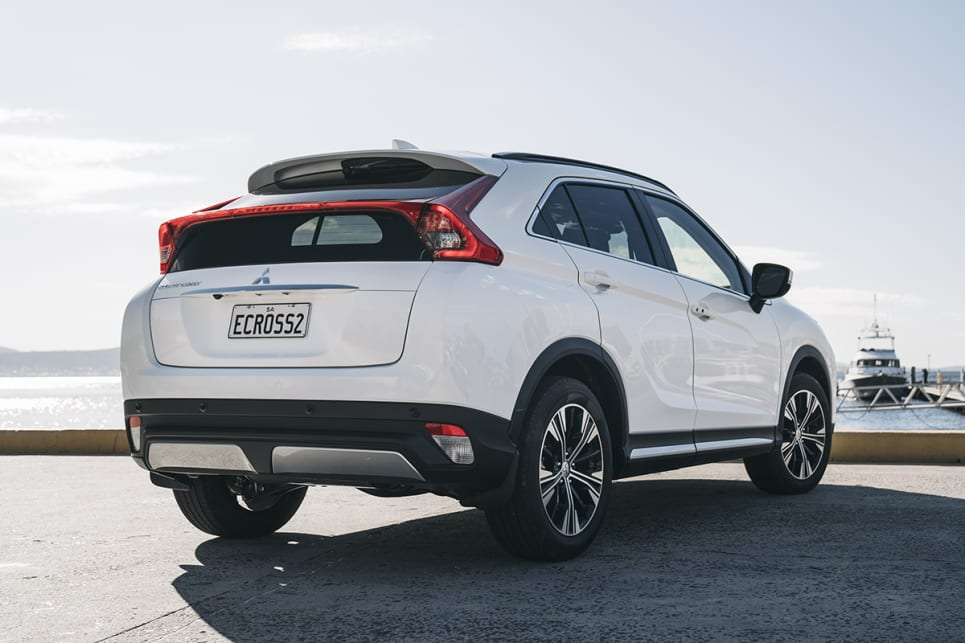 Mitsubishi Eclipse Cross Ls 2018 Review Snapshot Carsguide