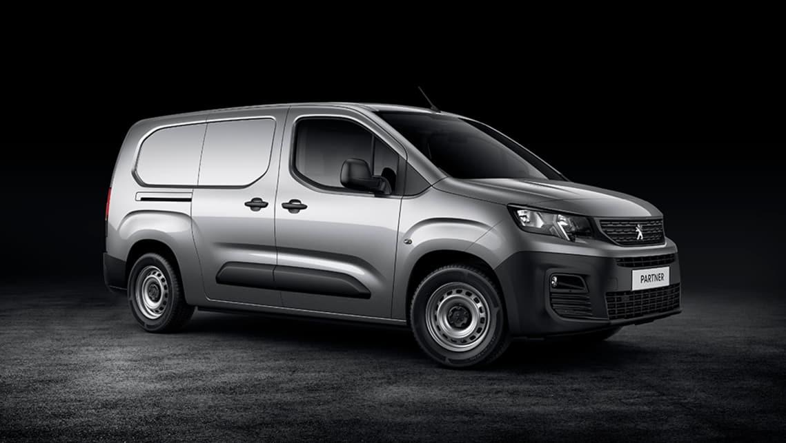 peugeot partner 2019 revealed car news carsguide. Black Bedroom Furniture Sets. Home Design Ideas
