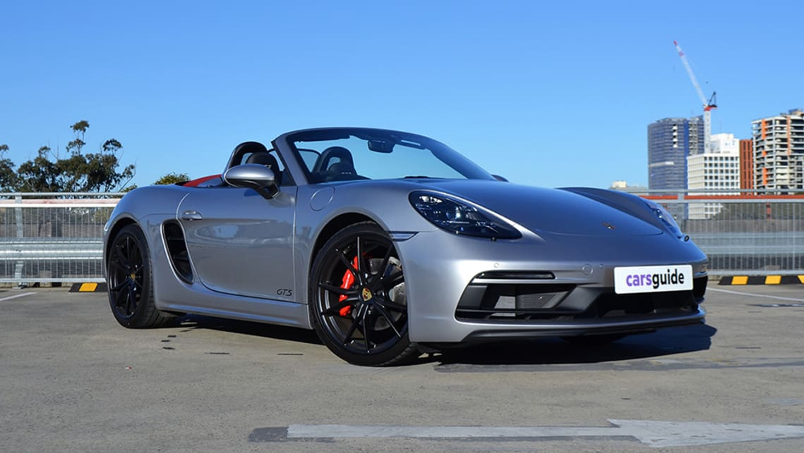 Porsche Boxster 2018 review: GTS