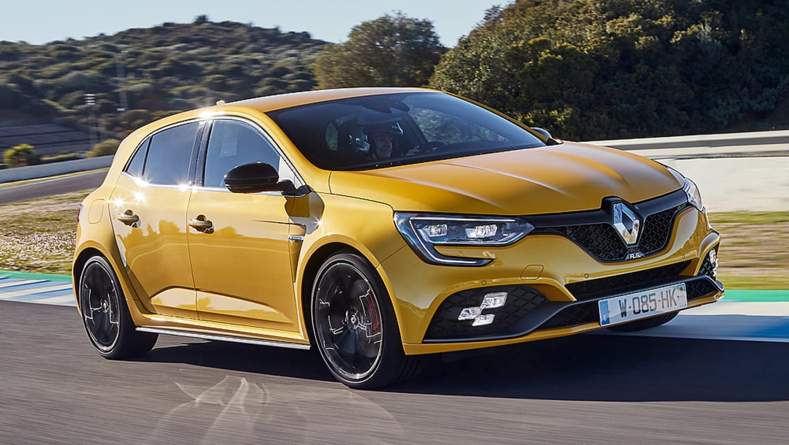 Renault Megane RS 2018 pricing and specs confirmed - Car ...