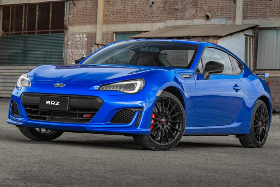 Subaru BRZ 2018 pricing and spec confirmed - Car News ...