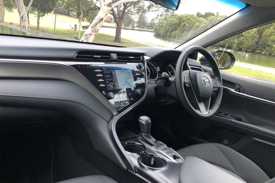 Camry hybrid 2018